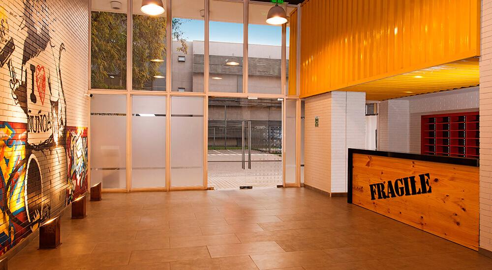 Edificio Nodo, Ñuñoa - Inmobiliaria Exxacon