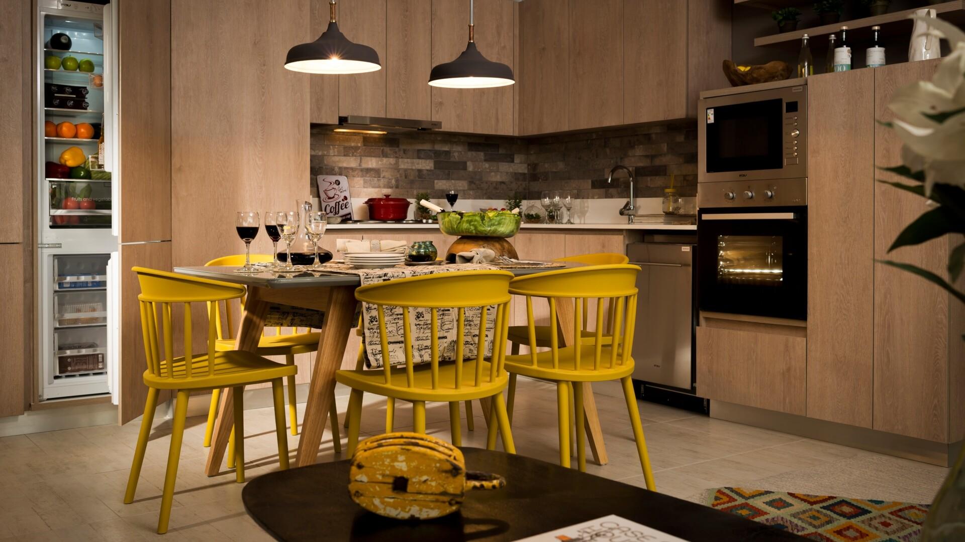 Cocina pequeña: ¿cómo maximizar los espacios?