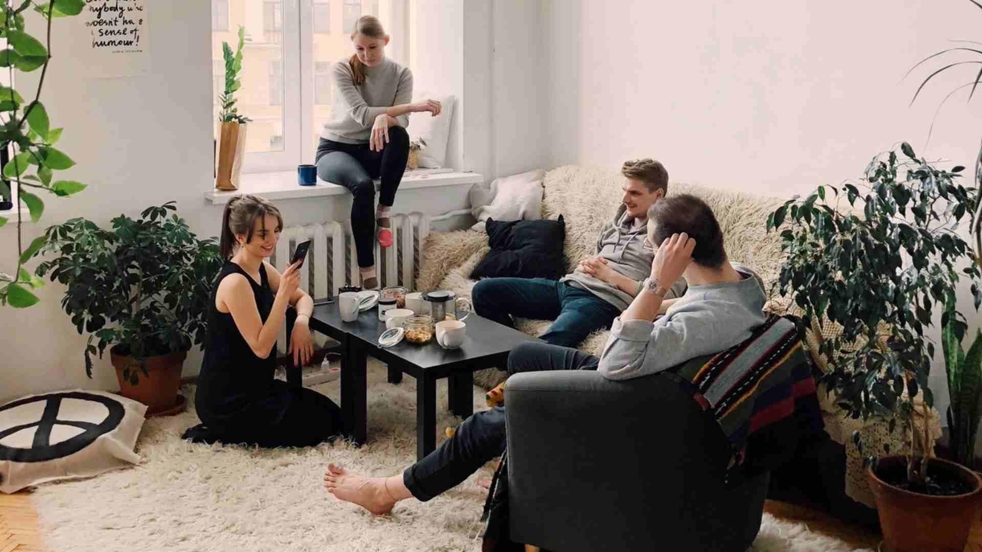 ¿Qué es y por qué el co-living atrae a los millennials?