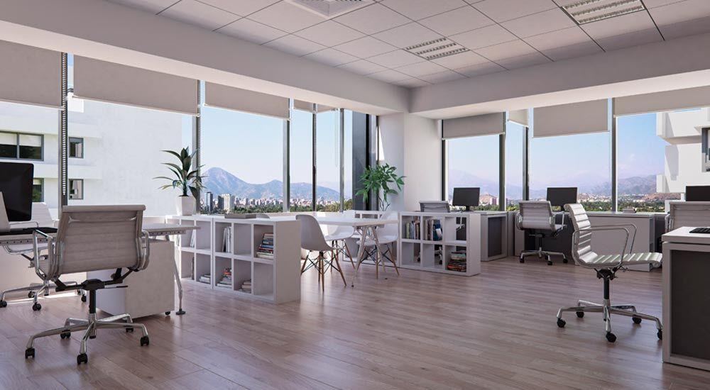 Egaña Oficinas - Inmobiliaria Exxacon