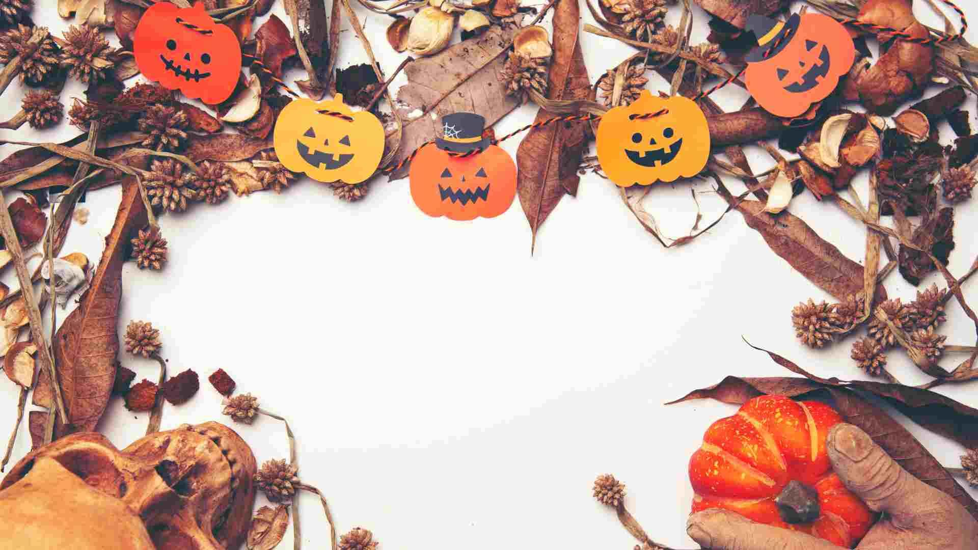 Decoración en Halloween: ideas para ambientar departamentos