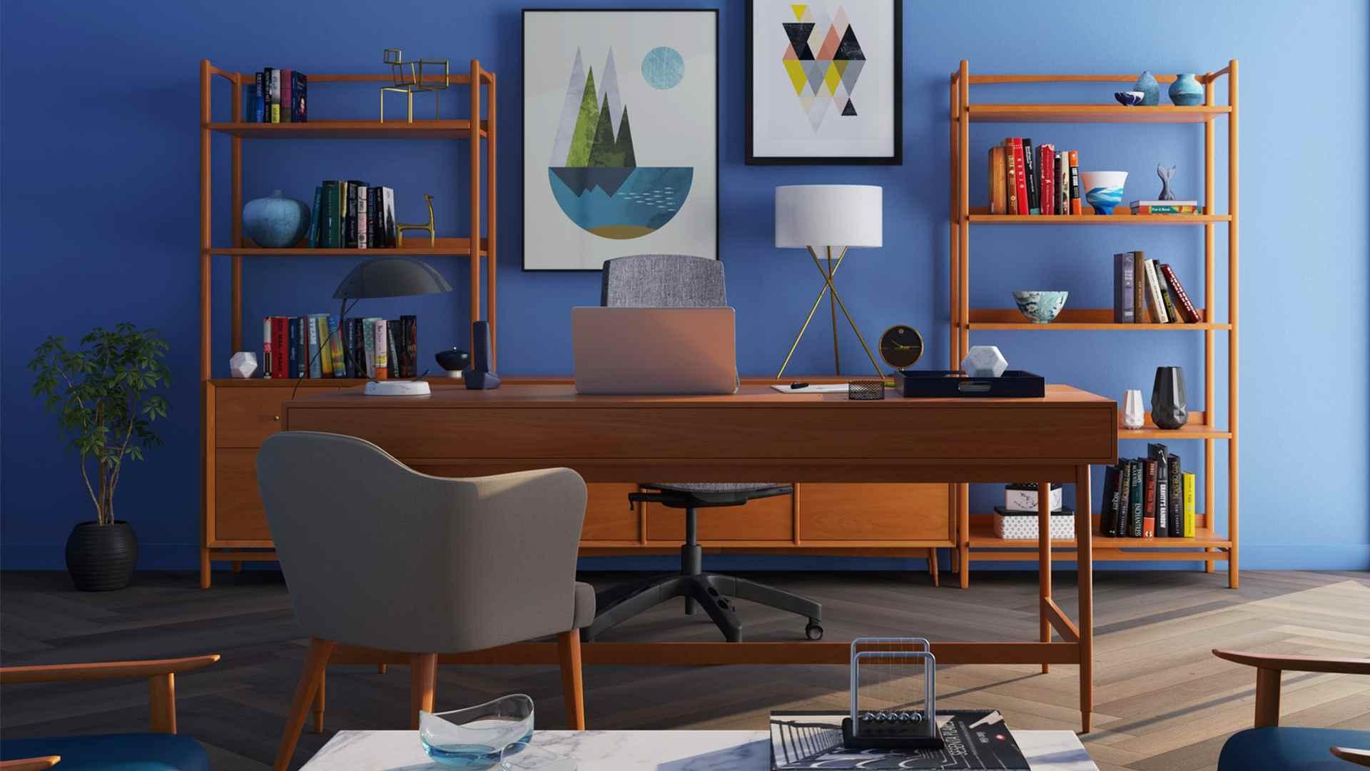 Home Office: cómo crear tu propia oficina en tu departamento