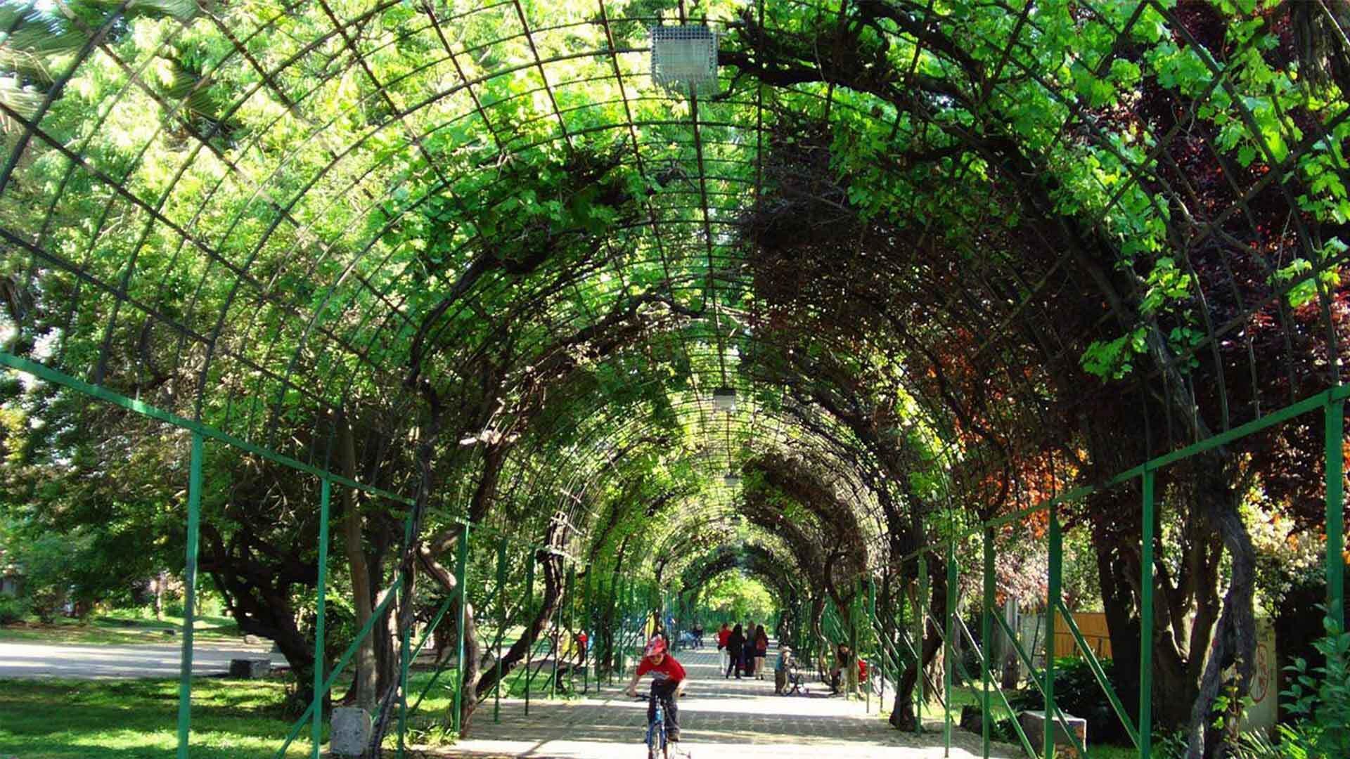 Parques y plazas de Ñuñoa para hacer deporte al aire libre