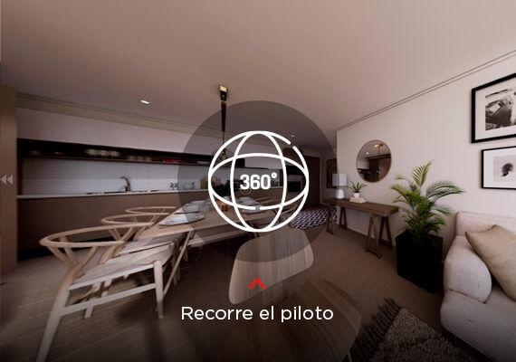 Recorre el piloto - Tour 360º Somos