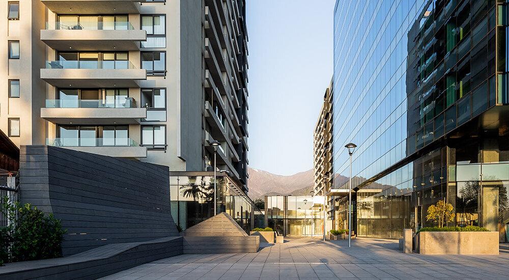 Edificio Egaña Oficinas - Inmobiliaria Exxacon