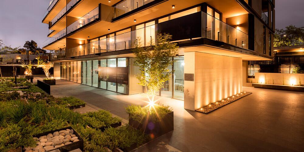 Edificio Walk, Vitacura - Inmobiliaria Exxacon