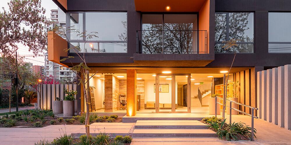 Edificio Somos, Ñuñoa - Inmobiliaria Exxacon